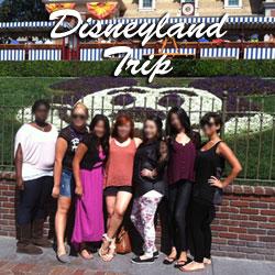 Together Freedom Disneyland Trip